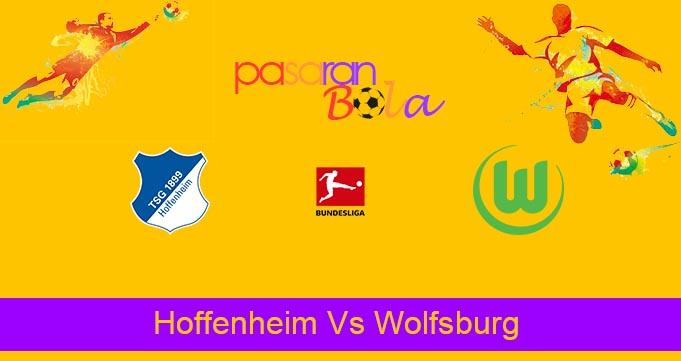 Prediksi Bola Hoffenheim Vs Wolfsburg 25 September 2021