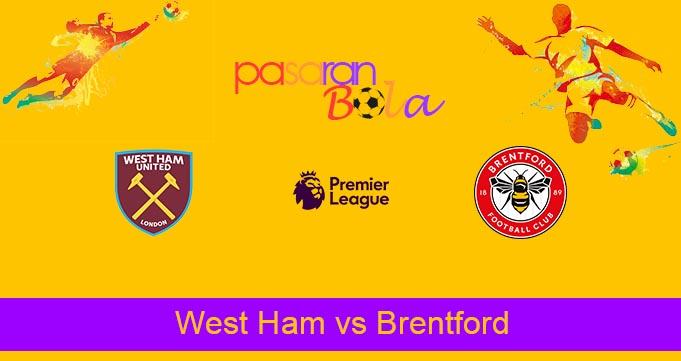 Prediksi Bola West Ham vs Brentford 3 Oktober 2021