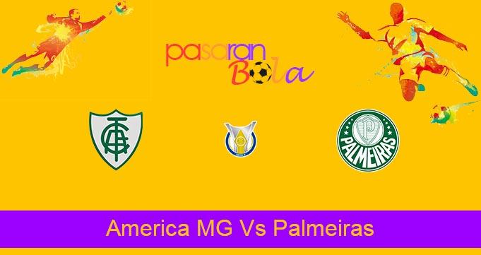 Prediksi Bola America MG Vs Palmeiras 7 Oktober 2021