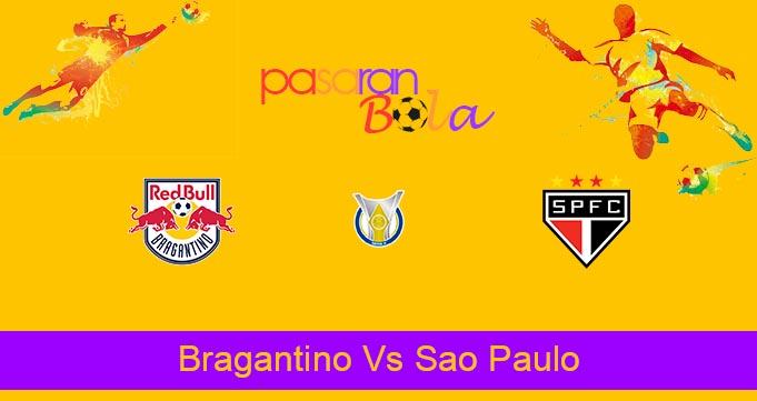 Prediksi Bola Bragantino Vs Sao Paulo 25 Oktober 2021