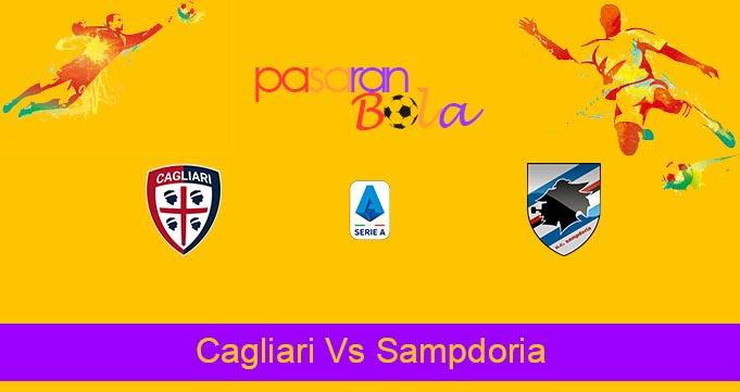 Prediksi Bola Cagliari Vs Sampdoria 17 Oktober 2021