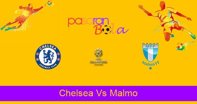 Prediksi Bola Chelsea Vs Malmo 21 Oktober 2021