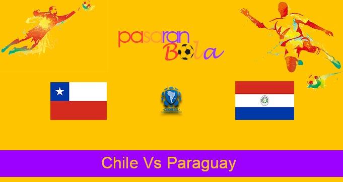 Prediksi Bola Chile Vs Paraguay 11 Oktober 2021
