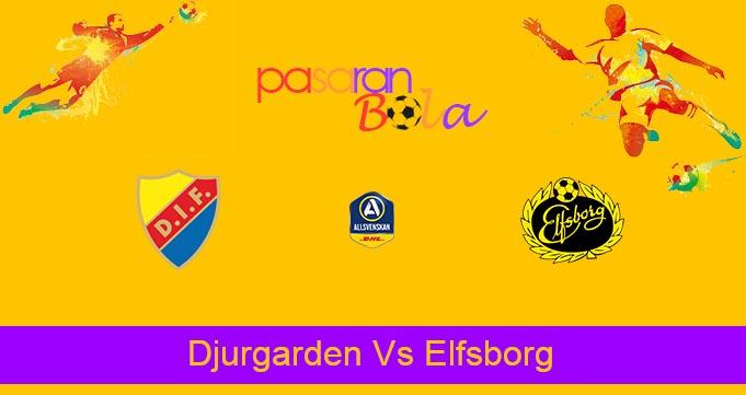 Prediksi Bola Djurgarden Vs Elfsborg 19 Oktober 2021