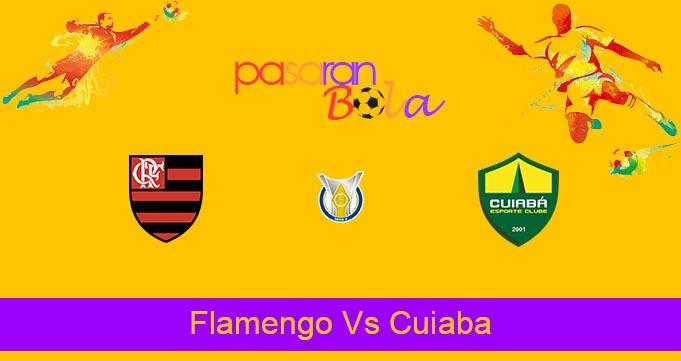 Prediksi Bola Flamengo Vs Cuiaba 18 Oktober 2021