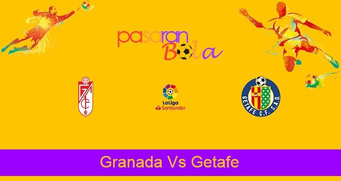 Prediksi Bola Granada Vs Getafe 29 Oktober 2021