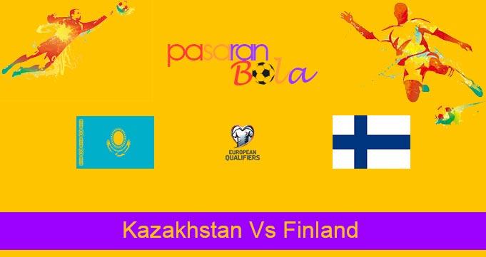 Prediksi Bola Kazakhstan Vs Finland 12 Oktober 2021