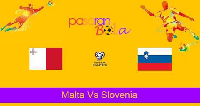 Prediksi Bola Malta Vs Slovenia 9 Oktober 2021