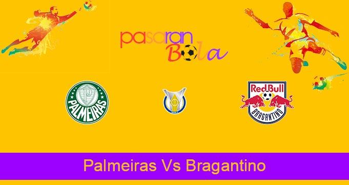 Prediksi Bola Palmeiras Vs Bragantino 10 Oktober 2021