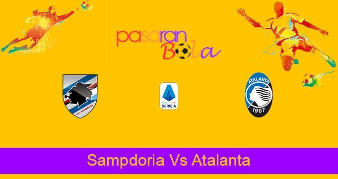 Prediksi Bola Sampdoria Vs Atalanta 27 Oktober 2021